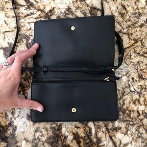 68a2e5bda57 Marc Jacobs Bags - Marc Jacobs Black Empire City STR Leather Wallet